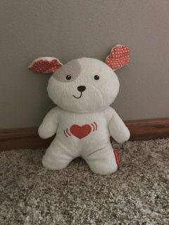 Fisher-Price Snuga Puppy Calming Vibrations Soother in very good condition