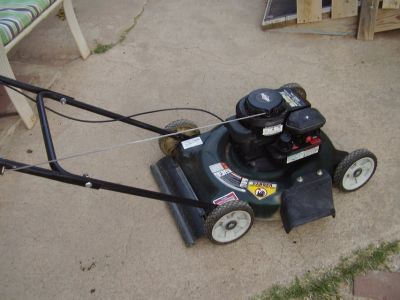 "21"" Bolens Mower From Lowes"