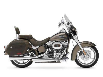 2012 Harley-Davidson CVO Softail Convertible Cruiser Motorcycles Temecula, CA