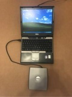 Dell Latitude D410 Laptop Computer