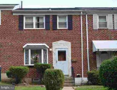 657 Wickham Rd Baltimore Three BR, All brick townhome facing