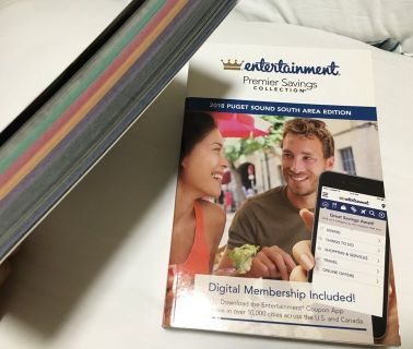 2018 Entertainment Coupon Book! Hundreds of coupons! Save $! Tacoma, Lakewood, Lacey, Olympia, e...