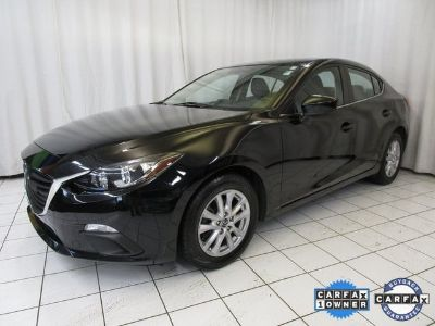 2014 Mazda Mazda3 i Grand Touring (Jet Black Mica)
