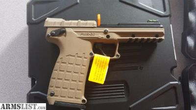 For Sale: NIB Kel-Tec PMR-30 Tan .22 WMR