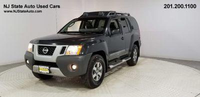 2011 Nissan Xterra X (Night Armor)