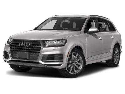 2019 Audi Q7 Prestige (Samurai Gray Metallic)