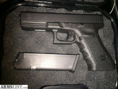 For Sale: Glock 22 Gen 3, 40. S&W