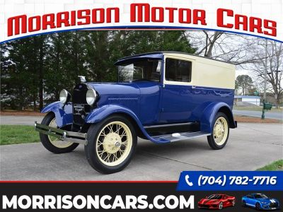 1928 Ford Integra Base (Blue)