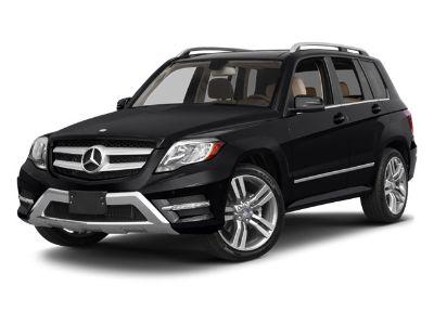 2013 Mercedes-Benz GLK-Class GLK350 (Black)