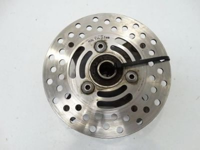 Sell 2003 Suzuki LTZ400 LTZ ATV Front Left or Right Wheel Hub with Rotor Disk motorcycle in West Springfield, Massachusetts, United States, for US $24.99