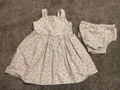 Old Navy Dress & Diaper Cover, 24-30 months