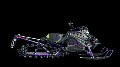 2019 Arctic Cat M 8000 Mountain Cat Alpha One 154 Snowmobile Mountain Snowmobiles Edgerton, WI