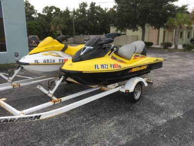 2005 Sea-Doo GTI 3 Person Watercraft Cocoa, FL