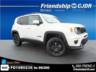 2019 Jeep Renegade Altitude ()