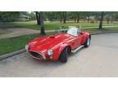 1966 Shelby Cobra Convertible - 2 door