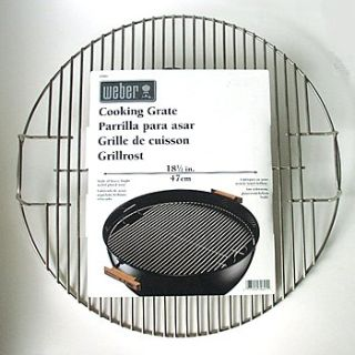 WEBER #70601 Replacement Grate for 18-1/2 Kettle Grills, NIP