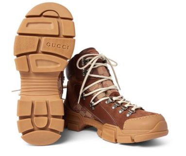 Gucci hightop sneakers