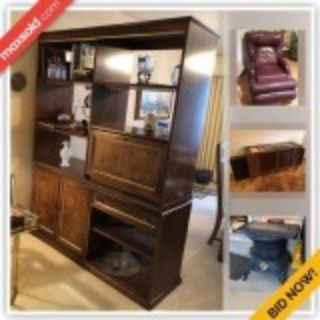 Cennial Moving Online Auction - South Fairfax Court