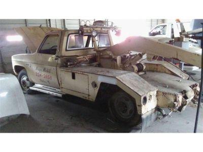 1984 GMC Wrecker