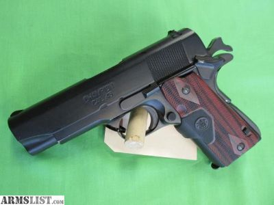 For Sale: Springfield Armory Champion 1911 .45ACP with Laser Grips