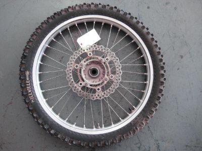 Purchase 2006 Kawasaki KX 250-F Front Wheel Assembly motorcycle in Shelbyville, Kentucky, US, for US $199.99