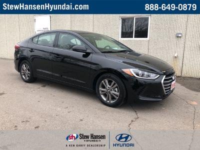 2018 Hyundai Elantra SEL (PHANTOM BLK)