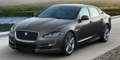 2017 Jaguar XJ-Series Base (Polaris White)