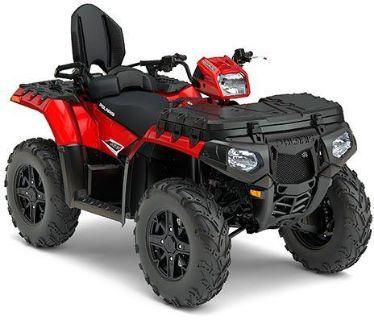 2017 Polaris Sportsman Touring 850 SP ATV Utility ATVs Milford, NH