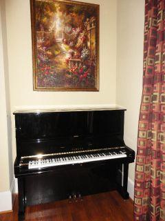 Gorgeous U3 Upright Piano by YAMAHA