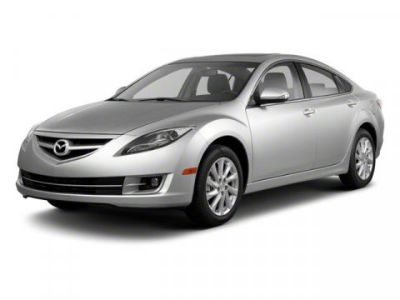 2010 Mazda Mazda6 i Sport (Ebony Black)