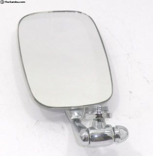 Mirror Rear / Side View - Right Convertible Only