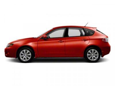 2010 Subaru Impreza 2.5i Premium (Paprika Red Pearl)