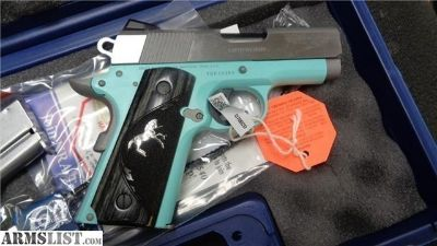 For Sale: COLT DEFENDER 9mm