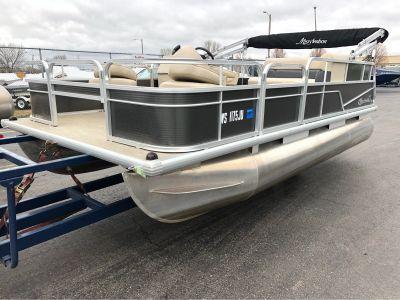 2018 Misty Harbor 1680 Explorer FC Pontoon Boats Appleton, WI