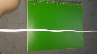 Brand new notebook