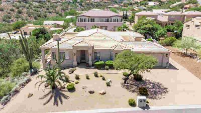 12804 N MOUNTAINSIDE Drive #1 Fountain Hills Two BR