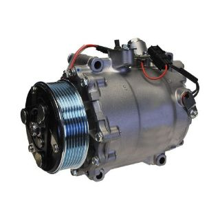 Find A/C Compressor and Clutch-New Compressor DENSO fits 07-11 Honda CR-V 2.4L-L4 motorcycle in Front Royal, Virginia, United States, for US $372.08