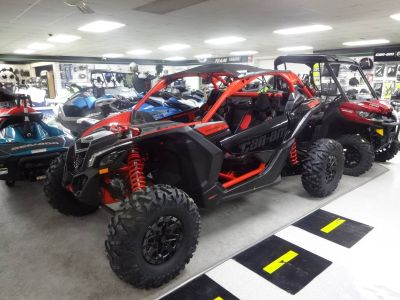 2018 Can-Am Maverick X3 X rs Turbo R Sport-Utility Utility Vehicles Zulu, IN