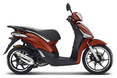 2019 Piaggio Liberty S 50 Scooter Greensboro, NC