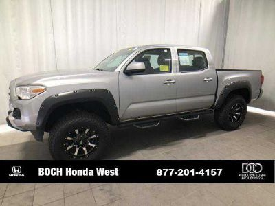 Used 2018 Toyota Tacoma Double Cab 5' Bed V6 4x4 AT (Natl)