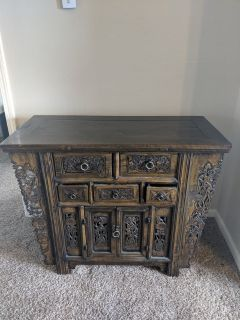 Antique Korean Cabinet