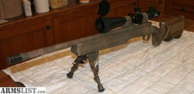 For Sale/Trade: REMINGTON 700 TACTICAL 308