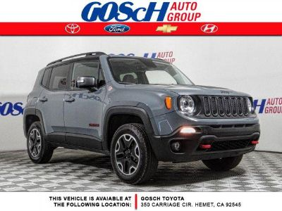2017 Jeep Renegade Trailhawk ()