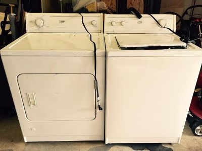 $275, Whirlpool Washer and Dryer