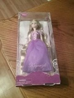 Disney's Rapunzel Doll
