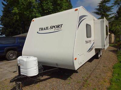 2011 Trail Sport 25S Rear Bath Travel Trailer
