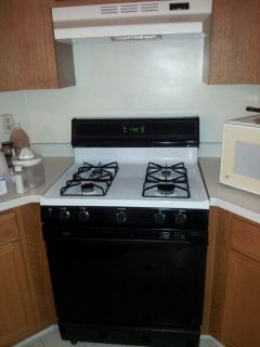Gas Stove Hardly Used