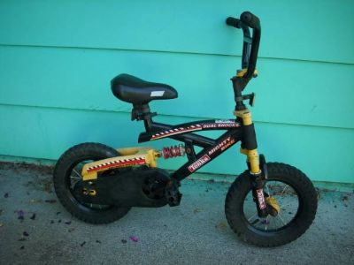 Tonka bicycle