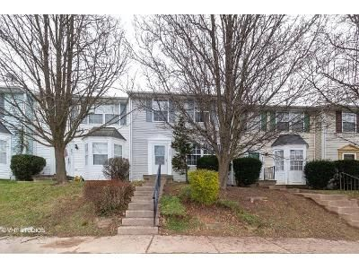3 Bed 1 Bath Foreclosure Property in Randallstown, MD 21133 - Harkate Way