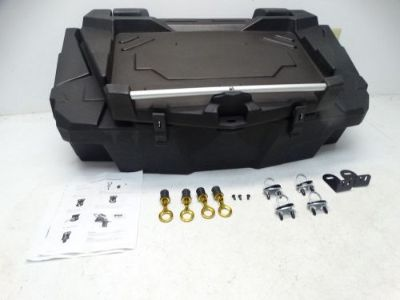 Purchase QuadBoss Expedition Series UTV Cargo Box Can-Am Honda Polaris Yamaha 600606 motorcycle in West Springfield, Massachusetts, United States, for US $209.99